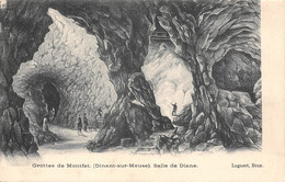 Grottes De Montfat (DINANT-sur-MEUSE) - Salle De Diane - Dinant