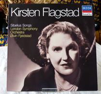 Kirsten Flagstad : Sibelius Songs - Opera / Operette