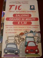 Ticket Integrato Campania Salerno - 1,30 Euro - Europa