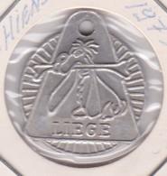 Jeton - Token - Taxe Sur Les Chiens 1973 - Liege - Belgique - Gemeindemünzmarken
