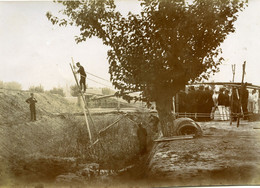 Avignon Passage Du Fossé 1899  Format 16.5 X 12 - Photos