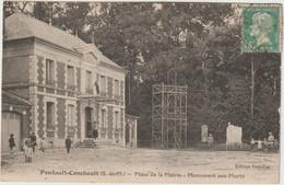 SEINE ET MARNE PONTAULT-COMBAULT PLACE DE LA MAIRIE MONUMENT AUX MORTS - Pontault Combault