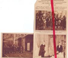 Orig. Knipsel Coupure Tijdschrift Magazine - Toneelwedstrijd De Consciencevrienden Oostende,  Groep Koekelberg - 1927 - Unclassified