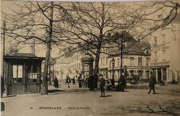 Bruxelles // Porte D'Anvers (Distillerie De La Ville D'Anvers - Rechts) 19?? Ed. Lagaert No 38 - Ohne Zuordnung
