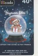 ILLICADO   JOYEUSES FETES       NOUNOURS 40E - Frankreich