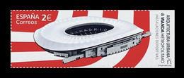 Spain 2020 Mih. 5479 Wanda Metropolitano Football Stadium MNH ** - 2011-... Ongebruikt
