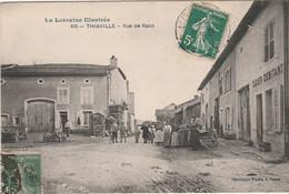 N°5458 R -cpa Thiaville -rue De Raon- - Sonstige Gemeinden
