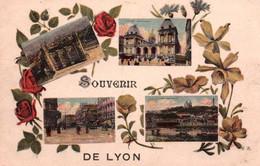 CPA - LYON - FANTAISIE - Souvenir De ... - Edition E.R. - Altri