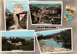 CPSM - HAUTERIVES - Multivues ... - Edition Combier - Hauterives