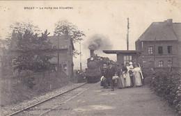 (6)    BRUAY - La Halte Des Alouettes - Autres Communes