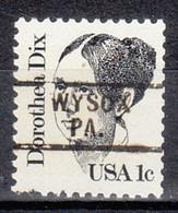 USA Precancel Vorausentwertung Preo, Locals Pennsylvania, Wysox 729 - Prematasellado