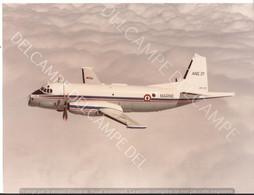 PHOTO AVION BREGUET ATLANTIC ANG 01  MARINE NOUVELLE GENERATION PRESSE INFORMATIONS MARCEL DASSAULT  23X17CM - Aviation