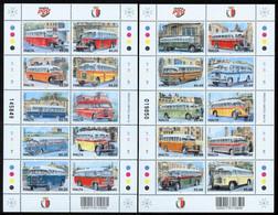 MALTE Malta - Bus 20v 2011 Neuf ** MNH - Malta