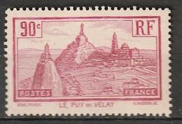 FRANCE    Le Puy En Velay   N° Y&T  290  ** - Frankreich