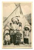 UNITE STATES - Real Sioux Indians - Indiaans (Noord-Amerikaans)