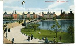 DENMARK - Kobenhavn - Dr. Louises Bro - VG Animation Etc - Dinamarca