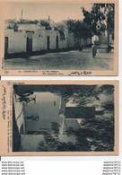 MAROC-Casablanca-La Ville Indigène 2 CPAs - Sin Clasificación
