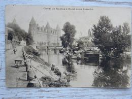 CPA (56) Morbihan - Canal De Nantes à Brest Sous Josselin - Josselin