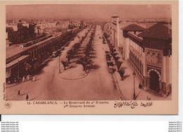 Casablanca-Le Boulevard Du 4e Zouaves - Sin Clasificación
