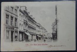 Ath - La Rue Aux Gades - G. Lauters-Paternostre - Circulé: 1902 - 2 Scans - Ath