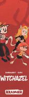 Marque Page Witchazel Darnaudet Elric - Books, Magazines, Comics