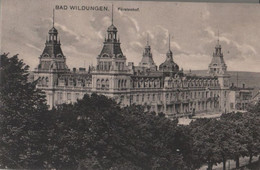 Bad Wildungen - Fürstenhof - 1913 - Bad Wildungen