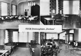DC4041 - Elend Speisesaal Klubraum, Gaststätte Donbass - Altri