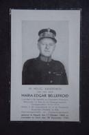 Doodsprentje Maria-Edgar Bellefroid. °Hasselt, +Gent.Echtgen. Grieten. Bestuurder Gevangeniswezen. - Obituary Notices