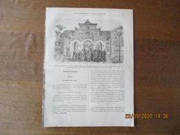 LES MISSIONS CATHOLIQUES DU 8 JUIN 1900 TONKIN OCCIDENTAL PHAT-DIEM,SOUVENIRS FRANCO-TONKINOIS,CHEZ LES FANG,NORVEGE - 1900 - 1949