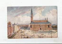 KOBENHAVN RAADTHUSPLADSEN 1912 - Dinamarca