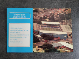Sheffield Stade Hillsborough Référence GRB 40 - Sin Clasificación