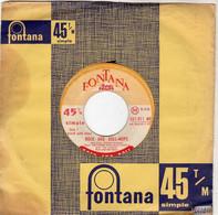 Disque - Henri Salvador Alias Henry Cording - Rock And Roll-mops - Fontana 261.011 MF - France 1956 - Rock
