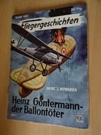 """1 Heft """"Fliegergeschichten """" Band 160 Von Heinz  J.Nowarra - Boeken, Tijdschriften & Catalogi"""