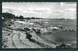 # CONCARNEAU - Pointe Du Catellou (carte Vierge) - Concarneau