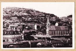 X12224 LE GUA Aveyron Quartier De L' EGLISE 1950s Carte-Photo-Bromure MYS Valence Agen N°5 - Andere Gemeenten