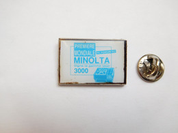 Beau Pin's , Photo , Minolta , Gamme Laser - Photography