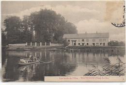 60 Les Bords De L'Oise  - TOUTEVOYE  Le Bac - Autres Communes