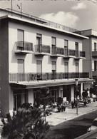 LIDO DI JESOLO-VENEZIA-PENSIONE=TRIESTE=CARTOLINA VERA FOTOGRAFIA-VIAGGIATA IL 9-8-1966 - Venezia (Venice)