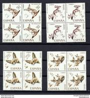 SAHARA **279/82 Nuevo Sin Charnela. Cat.12 € - Spanish Sahara