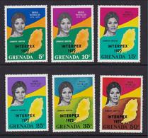 Grenada: 1972   Interpex Stamp Exhibition OVPT  MNH - Grenada (...-1974)