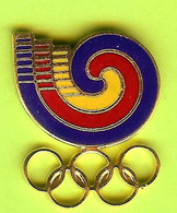 Pin's JO Jeux Olympiques Séoul 1988 - 6E14 - Olympic Games