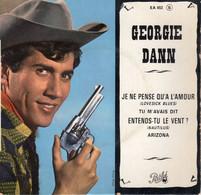 Disque - Georgie Dann - Je Ne Pense Qu'a L'amour (lovesick Blues) - Pathé EA 652 S - France 1963 - Rock