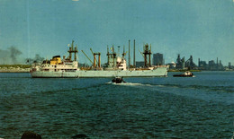 Groeten Uit Ijmuiden. Barcos Boats Bateau Navire - Sin Clasificación