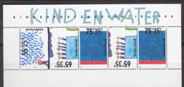 NIEDERLANDE Block 32, Postfrisch **, Für Das Kind: Kind Und Wasser 1988 - Bloks