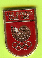 Pin's JO Jeux Olympiques XXIV Olympiad Seoul 1988 - 6E18 - Olympic Games