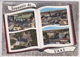 72 VAAS Multivue En Forme De Livre Ouvert - France