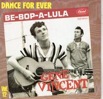 Disque - Dance For Ever - Gene Vincent Vol.12 - BE-BOP-A-LULA - Capiltol 2C008-81170 - France Réédition 1982 - Rock