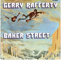Disque - Gerry Rafferty - Baker Street - United Artistis Records UP 36346 EC - France 1978 - Rock