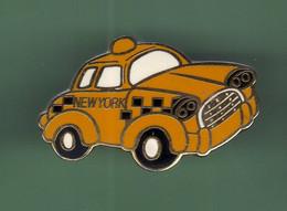 TAXIS *** N°3 *** NEW YORK *** (GC1) - Transport Und Verkehr