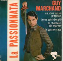 Disque - Guy Marchand - La Passionnata - Rivièra 231096 - France 1965 - Disco, Pop